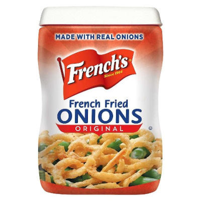 Frenchs Fried Onions 75g BB July 17